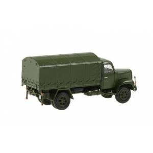 Saurer 2 DM Militärlastwagen Plache geschlossen