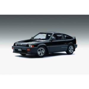 Honda Sport CR-X SI schwarz