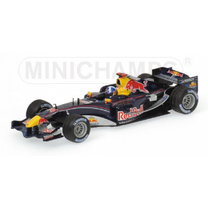 Red Bull Racing Cosworth RB1 D.Coulthard 2005