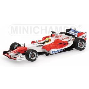 Toyota Panasonic TF105 R.Schumacher 2005