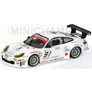 Porsche 911 GT3 RSR Nr.91 1000 km Spa 2005
