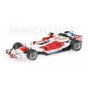 Toyota Racing TF106 J.Trulli 2006