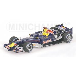 Red Bull Ferrari RB2 D.Coulthard 2006