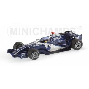 Williams Cosworth FW28 A.Wurz 2006