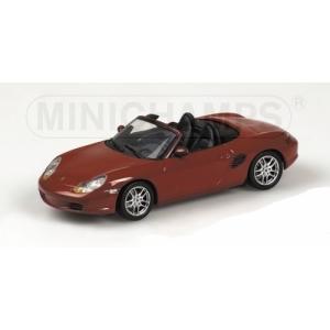 Porsche Boxster rot 2002