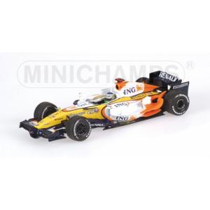 Renault F1 Team R27 G.Fisichella 2007