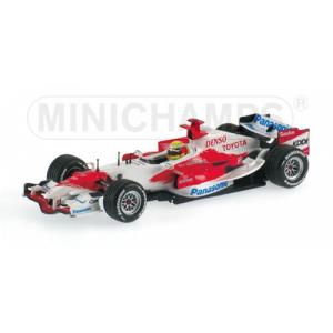 Toyota Racing Testcar R.Schumacher 2007