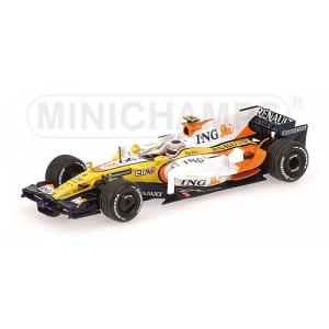 Renault F1 Team R28 N.Piquet jr. 2008