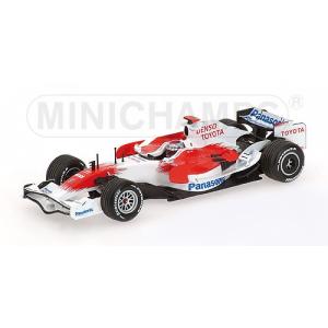 Toyota Racing TF108 J.Trulli 2008