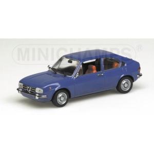 Alfa Romeo Alfasud blau 1972