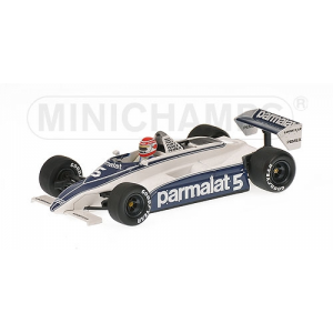 Brabham Ford BT49C N.Piquet 1981