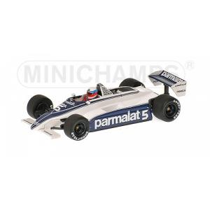 Brabham Ford BT49C M.Winkelhock 1981
