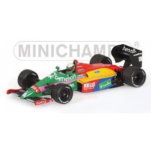 Benetton Ford B187 T.Fabi 1987
