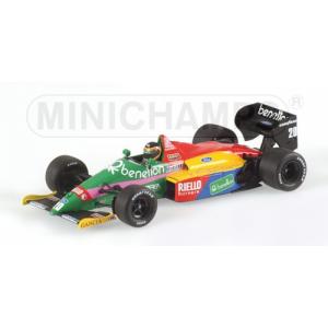 Benetton Ford B187 T.Boutsen 1987