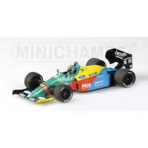 Benetton Ford B188 A.Nannini 1988