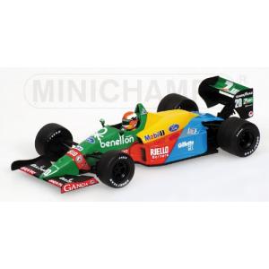 Benetton Ford B188 J.Herbert 1989