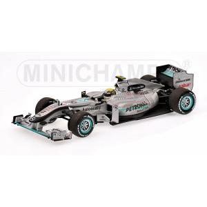 Mercedes GP MGP W01 N.Rosberg 2010