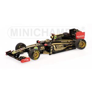 Lotus Renault GP R31 N.Heidfeld 2011