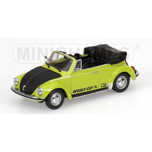 VW 1303 Cabriolet World Cup 1974