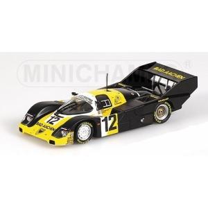 Porsche 956K Nr.12 1000 km Monza Schorns 1984
