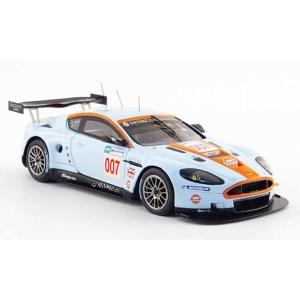 Aston Martin DBR9 Nr.007 Le Mans 2008