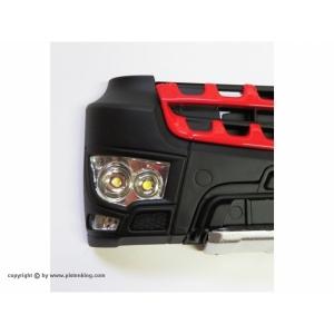 Kingbus Frontscheinwerfermodul für Mercedes Arocs