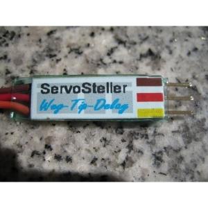 Servo Steller Weg-Tip Delay
