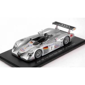 Audi R8 Nr.7 Le Mans 2000