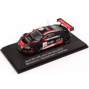Audi R8 LMS Nr.2 24h Spa 2012