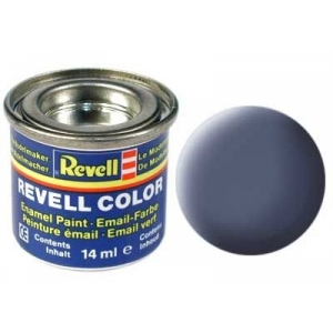 Farbe Grau matt