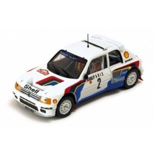 Peugeot 205 Turbo 16 Nr.2 Rallye Monte Carlo 1985
