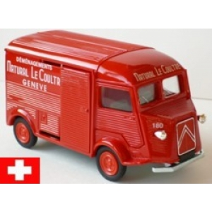 Citroen H Natural le Coultre , Geneve