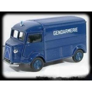 Citroen H Gendarmerie