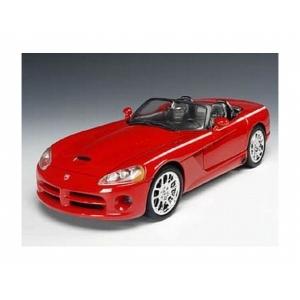 Chrysler Viper SRT-10 offen rot 2003