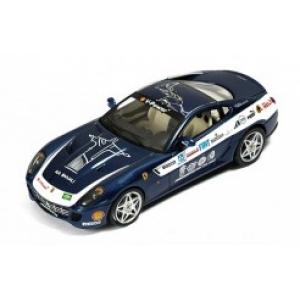 Ferrari 599 GTB blau 2006