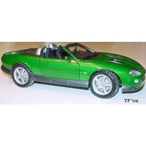 Jaguar XKR Roadster J.Bond 2001