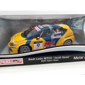 Seat Leon WRCC Nr.9 2007