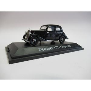 Mercedes 170 V Limousine schwarz 1946