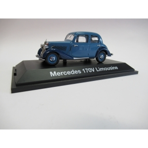 Mercedes 170 V Limousine hellblau/dunkel
