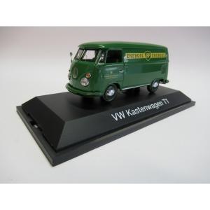VW Bus T1 Kastenwagen BP  grün