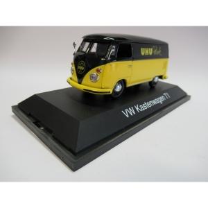 VW Bus T1 Kastenwagen UHU gelb/schwarz
