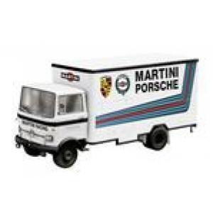 Mercedes LP813 Kastenwagen Martini Racin