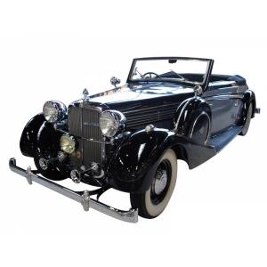 Maybach SW38 Cabriolet creme 1937