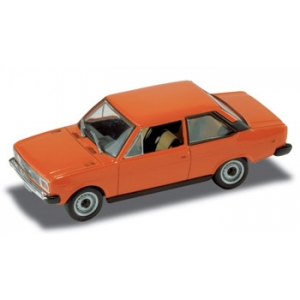 Fiat 131 Mirafiori orange 1971