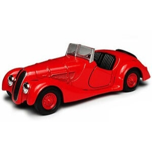 BMW 327 Coupé rot/schwarz 1937
