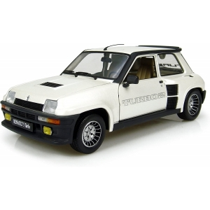 Renault 5 Turbo II perlmuttweiss 1983