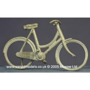 Fahrrad für Damen 1960