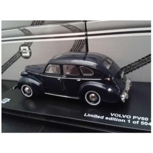 Volvo PV60 dunkelblau 1947