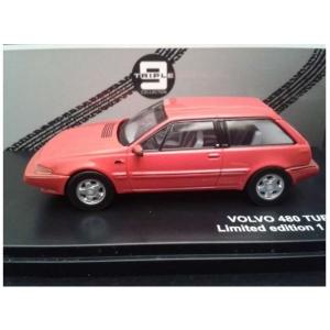 Volvo 480 Turbo rot 1987