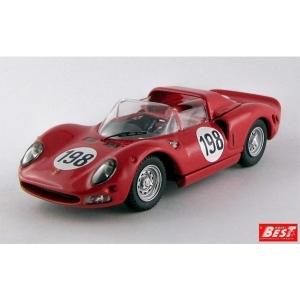 Ferrari 275 P2 Nr.198 Targa Frorio 1965